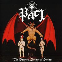 Pact - The Dragon Lineage Of Satan