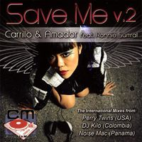 Carrillo - Vol. 2-Save Me: International