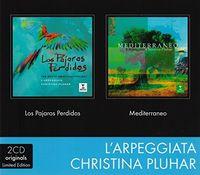 Christina Pluhar - 2cd Pajaros Perd.-Mediterraneo (Ita)