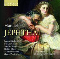 The Sixteen - Jephtha