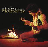 Jimi Hendrix - Live In Monterey
