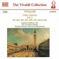RAPHAEL WALLFISCH - Cello Concerti 3