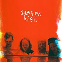 Little Dragon - Season High [White LP]