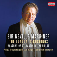 Tchaikovsky - Sir Neville Marriner