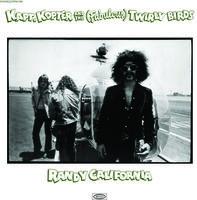 Randy California - Kapt Kopter & Fabulous Twirly Birds [Colored Vinyl] [Limited Edition]