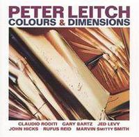 Peter Leitch - Colours & Dimensions