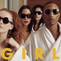 Pharrell Williams - G I R L (Gold Series) (Aus)