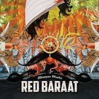 Red Baraat - Bhangra Pirates [LP]
