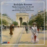 R. Kreutzer - Violin Concertos 15 18 & 19