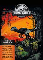Jurassic Park [Movie] - Jurassic World: 5-Movie Collection