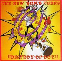 New Bomb Turks - Destroy-Oh-Boy!