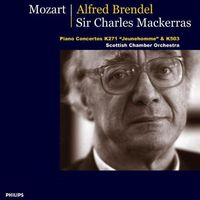 Alfred Brendel - Piano Concertos