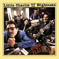 Little Charlie & The Nightcats - Disturbing the Peace