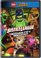 Justice League - Lego DC Super Heroes: Justice League: Gotham City Breakout