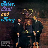 Peter, Paul & Mary - Peter Paul & Mary [Import]