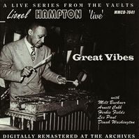 Lionel Hampton - Live: Great Vibes