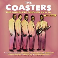 The Coasters - Complete Singles As & Bs 1954-62