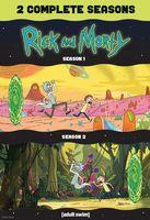 Rick And Morty [TV Series] - Rick And Morty: Seasons 1-2