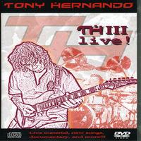 Tony Hernando - Thiii Live