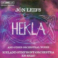 En Shao - Hekla & Other Orchestral Works