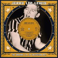 Jerry Lee Lewis - Us Ep Collection Vol 1 (10in) [Colored Vinyl] [Limited Edition] (Wht)