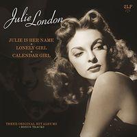 Julie London - Julie Is Her Name / Lonely Girl / Calander Girl