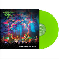 Todd Rundgren's Utopia - Live At The Chicago Theatre [Limited Edition Green 2LP]