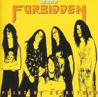 Forbidden - Best Of-Point Of Return [Import]