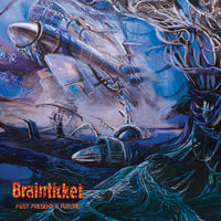 Brainticket - Past Present & Future (Gate) [180 Gram]