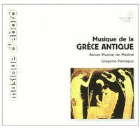 Atrium Musicae de Madrid - Ancient Greek Music