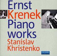 Stanislav Khristenko - Krenek Piano Works