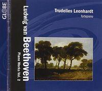 Trudelies Leonhardt - Ludwig Van Beethoven: Piano Works Vol. 2