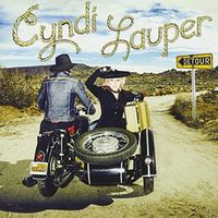 Cyndi Lauper - Detour (Jewel Case Version)