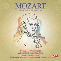 Mozart - Exsultate Jubilate K. 165 (Mod) [Remastered]
