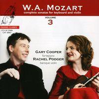 W.A. Mozart - Violin Sonatas 3