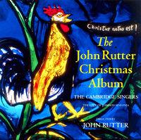 JOHN RUTTER - John Rutter Christmas Album