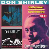 Don Shirley - Tonal Expressions/Piano Perspe