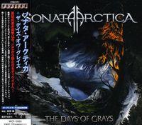 Sonata Arctica - Days Of Grays (Jpn)