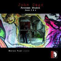 John Cage - Freeman Etudes Books 3 & 4 (Jewl)
