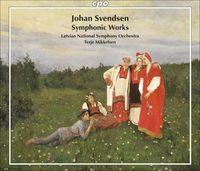 Latvian National Symphony Orchestra - Symphonic Works