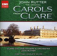 JOHN RUTTER - Original Carols From Clare