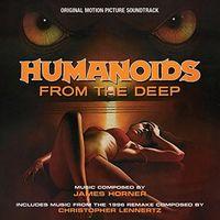 James Horner - Humanoids From the Deep (Original Soundtrack)