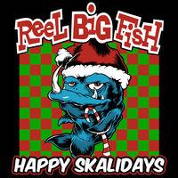 Reel Big Fish - Happy Skalidays (Colv) (Gold)