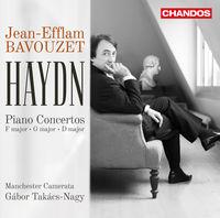 Jean-Efflam Bavouzet - Pno Cons 3 4 & 11