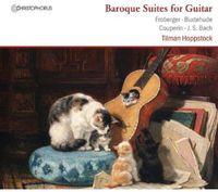 Tilman Hoppstock - Baroque Suites For Guitar