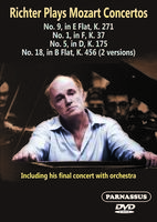Sviatoslav Richter - Richter Plays Mozart Concertos
