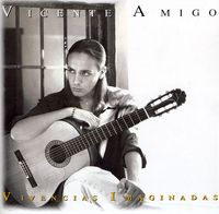 Vicente Amigo - Vivencias Imaginadas [Import]