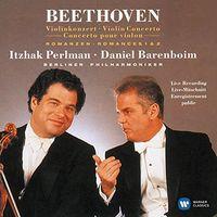 Itzhak Perlman - Violin Concerto / Romances