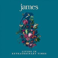 James - Living In Extraordinary Times [Import Deluxe]