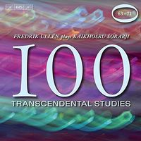 Fredrik Ullén - Transcendental Studies Nos. 6371